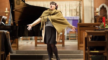 Ver�nica says opera needs to be more accessible. Picture: Yipkin Chan/Ver�nica Chac�n