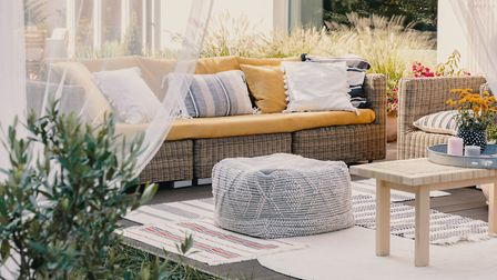 Save money on outdoor furniture when you join widilo.co.uk. Picture: Getty Images
