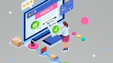 Join Widilo for free and gain instant access to lots of online deals and savings. Picture: Widilo
