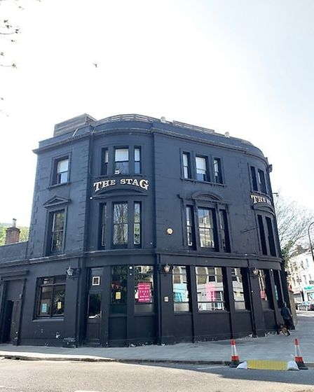 The Stag in Fleet Road, Hampstead. Picture: Archant