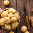 Potatoes are the ultimate comfort food: Thinkstock/PA.