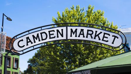 Camden Market. Picture: Labs Group
