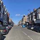 Muswell Hill during lockdown. Picture: Deanna Bogdanovic