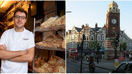 "Crouch End Traders Association chair Lewis Freeman said shopping local was ""incredibly important"" to"