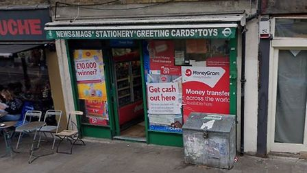 The Post Office on Broadway Market. Picture: Google Maps