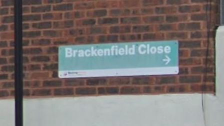 Brackenfield Close in Lower Clapton. Picture: Google Maps