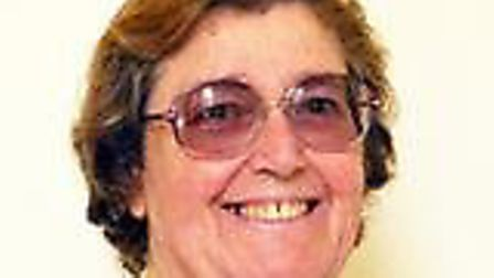 Kathleen Grant, who has resigned as a Conservative. Picture: Waveney District Councillor