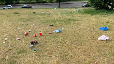 Residents from Muswell Hill and beyond have become miffed at the lack of care shown by some park use