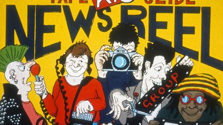 The Rio Cinema's Tape/Slide Newsreel group helped give young people in the area a voice in the 80s.