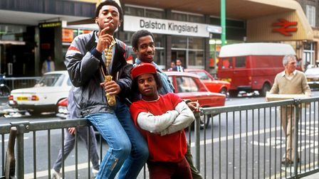 The Rio Cinema Archive - Radical Community Photography in Hackney in the �80s - captures Hackney and