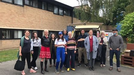 Local volunteer chefs cooked up thousands of meals for Homerton Hospital staff to support them throu