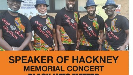 Drummer Abass Dodoo and One Drum Rhythms will perform at the online concert.