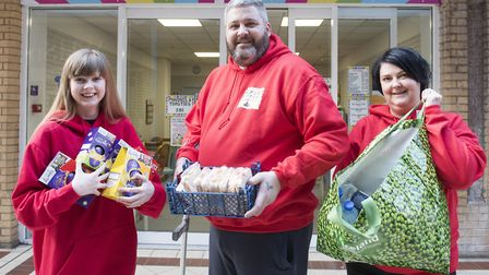 Mr Drennan helps Lowestoft's homeless on a weekly basis alongside his partner Donna Salter and stepd