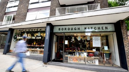 Borough Kitchen, Hampstead High Street. Picture: Polly Hancock