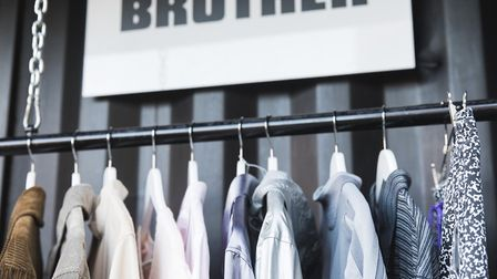 Brother LDN is a unisex lifestyle brand based at Netil Market. Picture: Eat Work Art