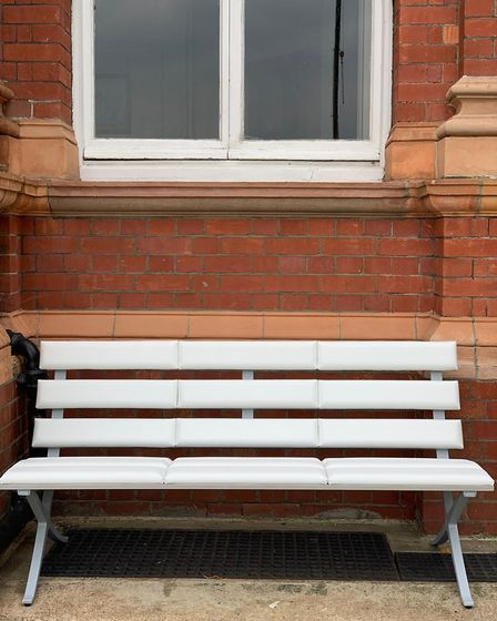 MCC Members have an exclusive chance of owning one of the current Lord's Pavilion benches, which are