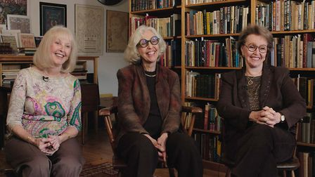 The Booksellers documentary about the New York Antiquarian booksellers