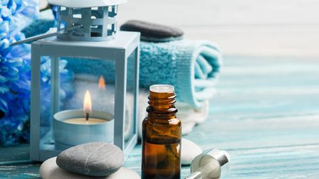 Save money on scented candles and essential oils that will help you relax in the bath. Picture: Gett