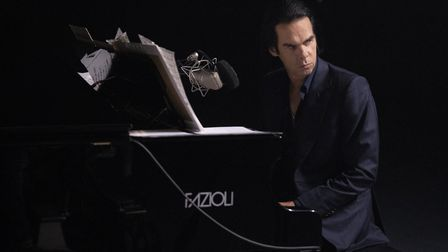 Nick Cave performing at Alexandra Palace will be live streamed this month picture credit: Joel Ryan