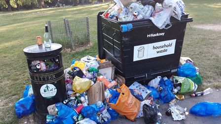 Hackney Council is seeking a temporary injunction to prevent anti-social behaviour at London Fields.
