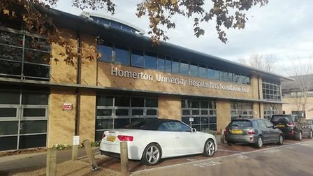 A Homerton hospital nurse-led service has been shortlisted for the 2020 Patient Safety Awards. Pictu