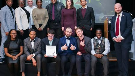 17 young Hackney residents have graduated from an internship scheme with Hackney Council and Homerto