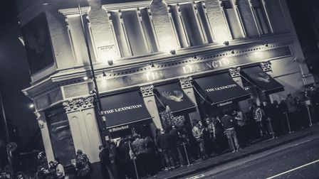 The Lexington, like other music venues, is shut.