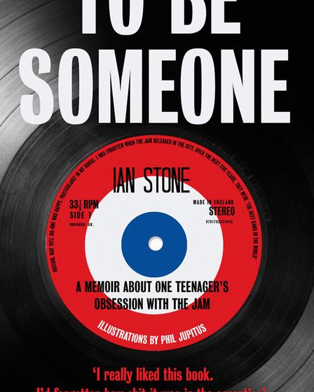 Ian Stone's book To Be Someone