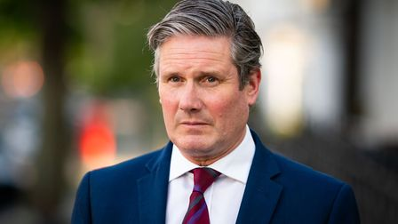 "Labour Party leader Sir Keir Starmer says rebuilding the trust of Jewish people is ""going to take a"