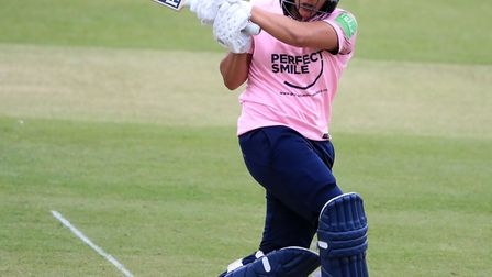 Middlesex Women's Naomi Dattani during the MCC Women's Day match at Lord's Cricket Ground, London (p