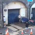 90 per cent of the 171 fines issued at London Fields since lockdown began have been for urination. P