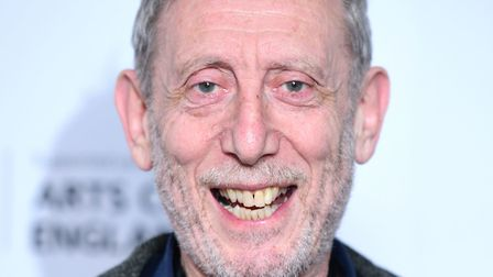 Former Children's Laureate and Keat's House poet-in-residence Michael Rosen, who spent seven weeks o