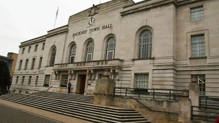 Hackney Town Hall. Picture: Googlemaps