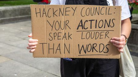 Campaigners believe Hackney council's actions will lead to many women losing support from the vital