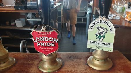 The Magdala pub in Hampstead, photographed on August 4, 2020. Picture: Harry Taylor
