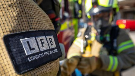 The London Fire Brigade have been campaigning to warn people of the dangers of barbecuing and smokin