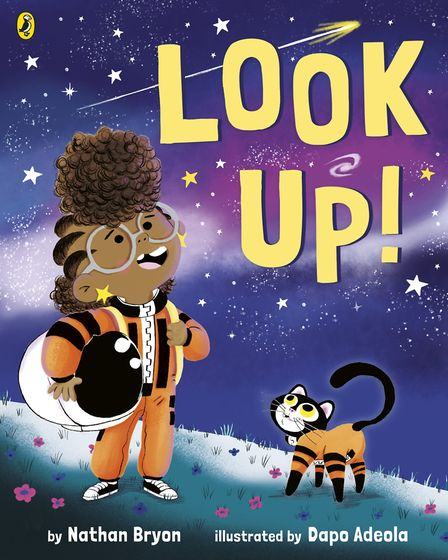 Hoxton-based illustrator Dapo Adeola and author Nathan Bryon have been named winners of the Watersto