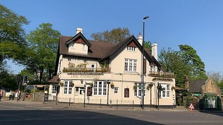 The Woodman in Archway Road, Highgate. Picture: Archant