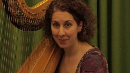 Rivka, a music therapist, hasn't been able to practice since losing her dad to Covid-19. Picture: Ri