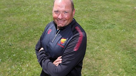Trevor Griffin is the head coach of the newly-named Sunrisers