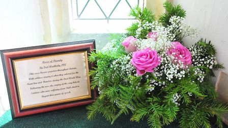 A previous flower festival at St Peters Church, Carlton Colville. Picture: Nick Butcher