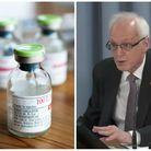 Factor VII blood products, Sir Brian Langstaff. Picture: Factor VIII / Infected Blood Inquiry