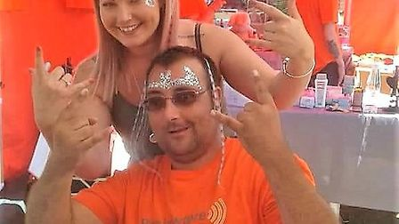 Brainwave Independence Group held its annual 'Big Funday'. Daniel Drew, whom the charity has helped,
