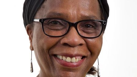 Marva Rollins OBE, the first black head teacher in Newham. Picture: Clearview Photography Clayhall