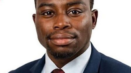 Councillor Anthony Okereke, the Labour & Co-op Councillor for Woolwich Common Cabinet Member for Hou