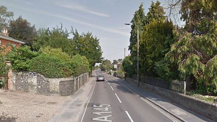 London Road in Beccles. Picture: Google