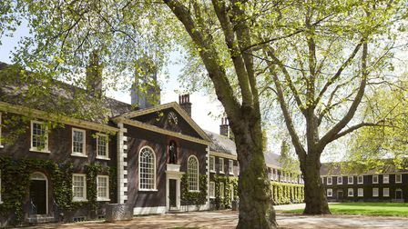 Geffrye Museum soon undergoing a two-year refurbishment. Picture: Geffrye archives