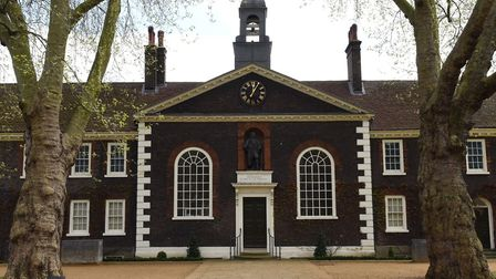 The Geffrye Museum in Hoxton