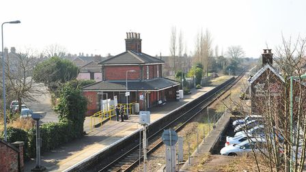 Oulton Broad South station. Picture: Nick Butcher