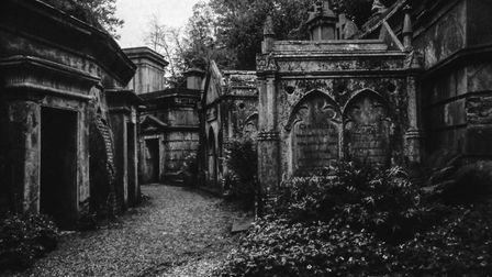 Highgate Cemetery has been scene of many a ghost-hunt. Picture: Andreas (Flickr, CC by 2.0)